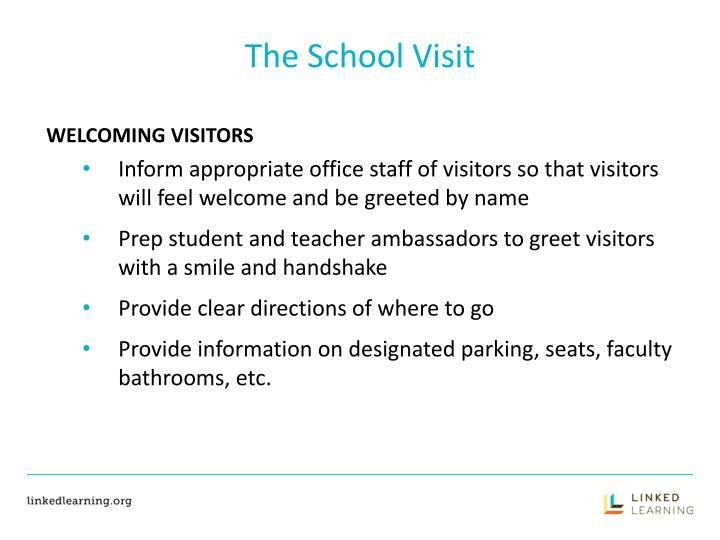 The School Visit