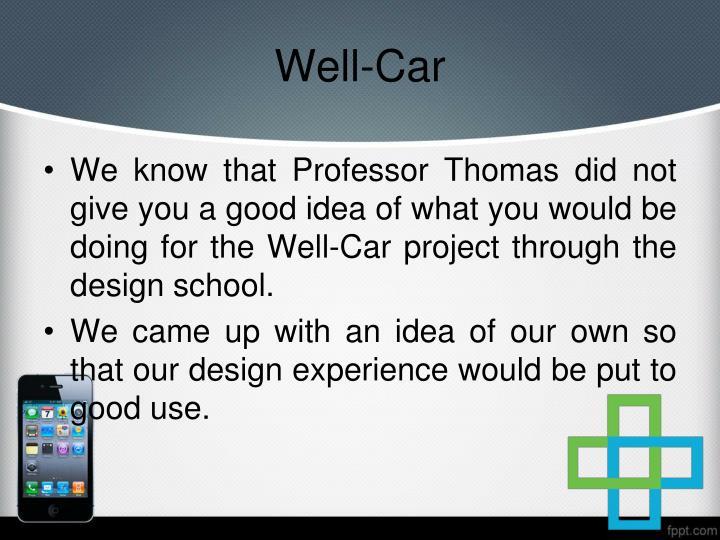 Well-Car