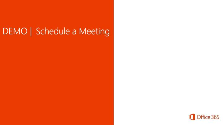 DEMO | Schedule a Meeting