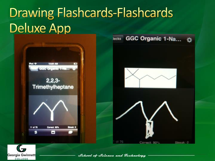 Drawing Flashcards-Flashcards Deluxe App