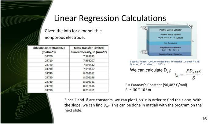 linear regression calculator Linear regression calculator free download - linear regression rpn calculator, quick linear regression, regression analysis calculator, and many more programs.