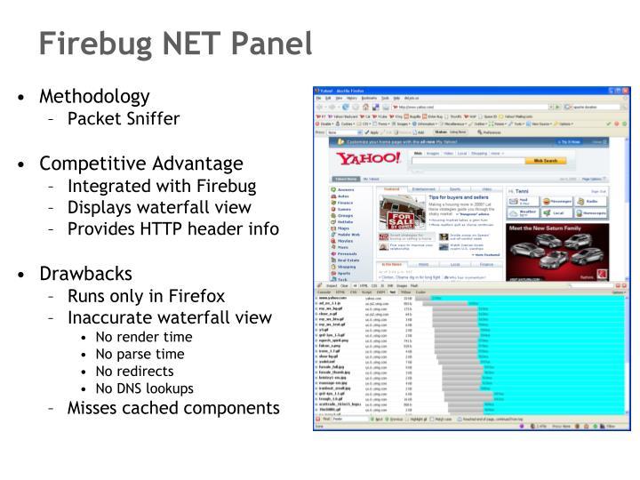 Firebug NET Panel