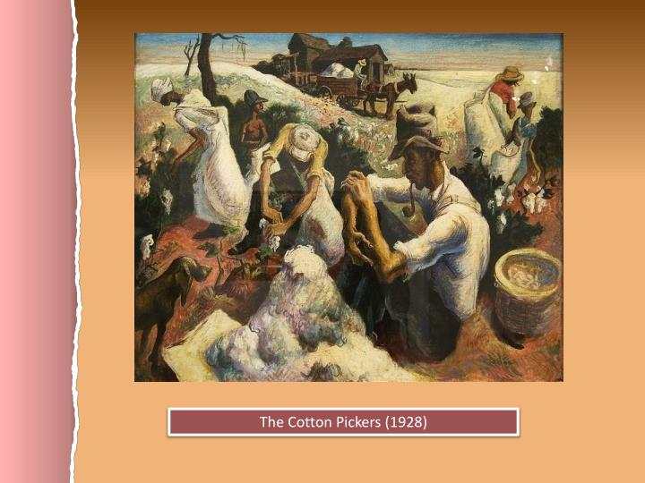 The Cotton Pickers (1928)