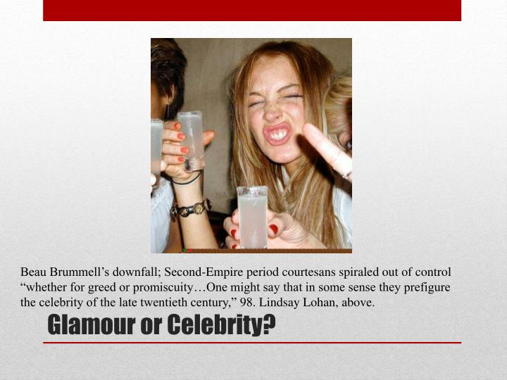 Glamour or Celebrity?