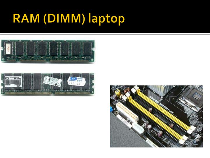 RAM (DIMM) laptop