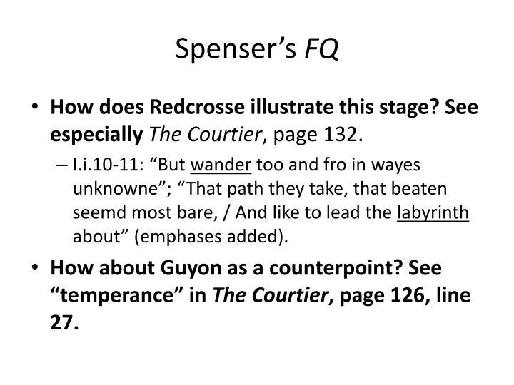 Spenser's