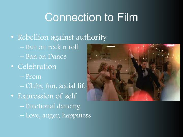Connection to Film