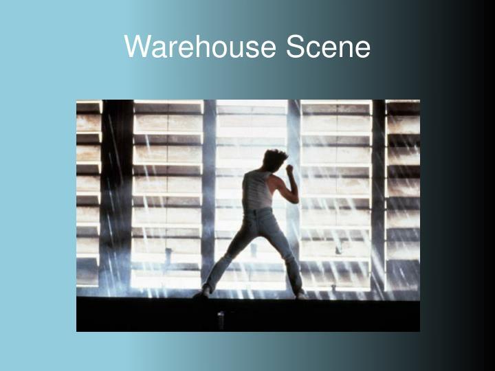 Warehouse Scene