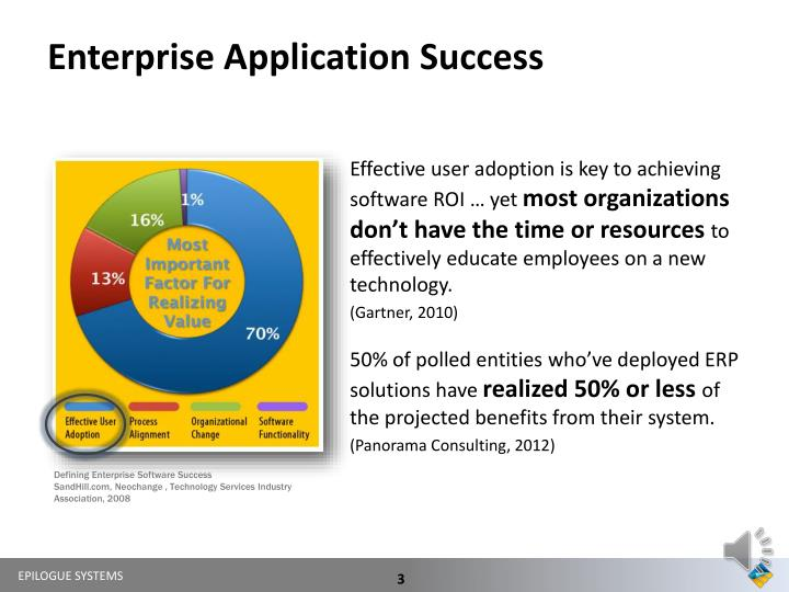 Enterprise Application Success