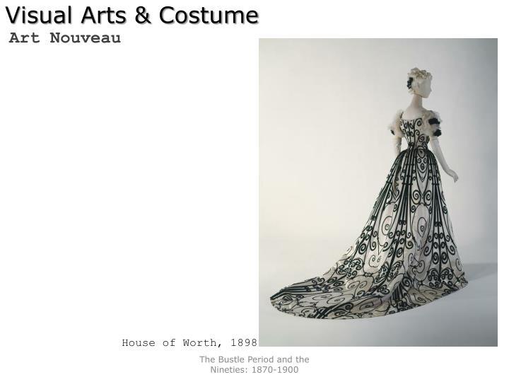 Visual Arts & Costume