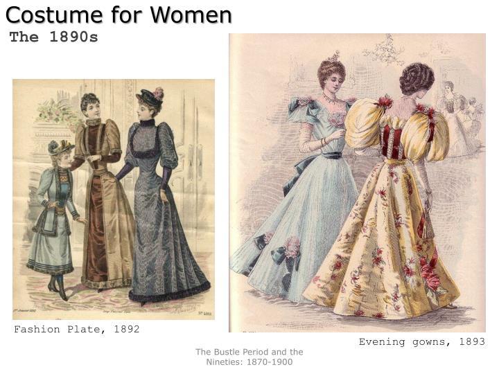 Costume for Women