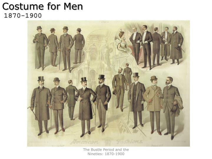 Costume for Men