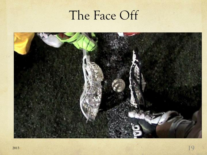 The Face Off