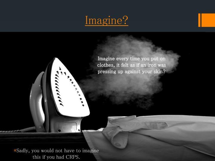 Imagine?