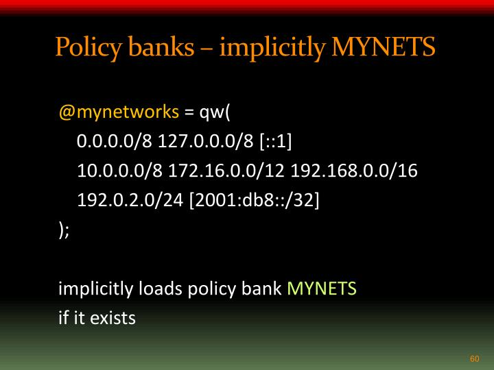 Policy banks – implicitly