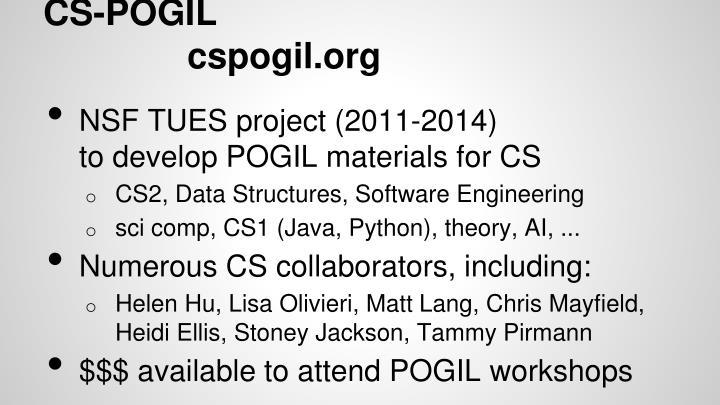 CS-POGILcspogil.org