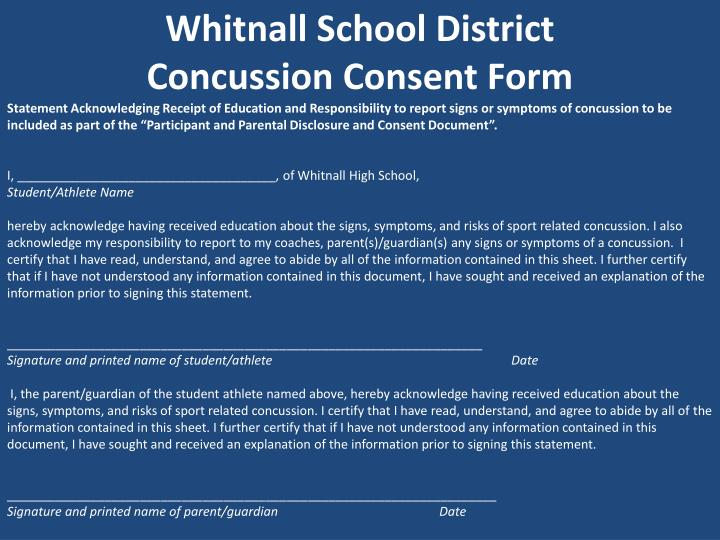 Whitnall School District