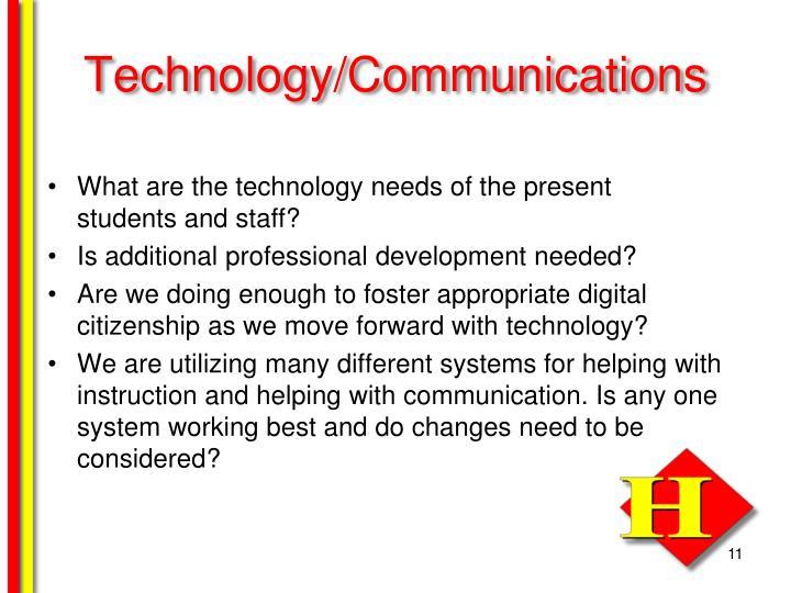 Technology/Communications