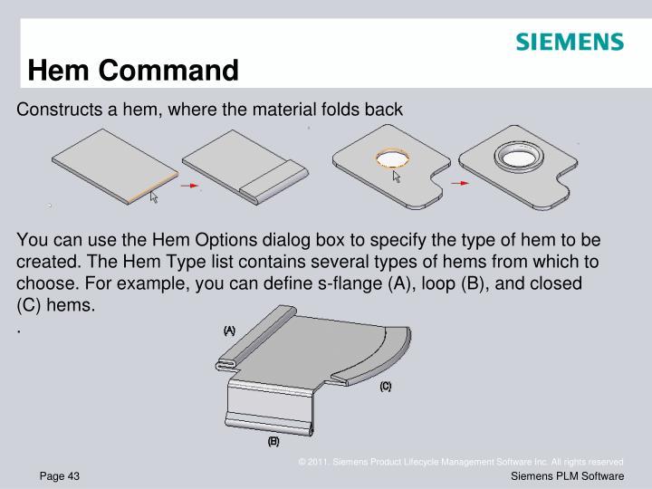 Hem Command