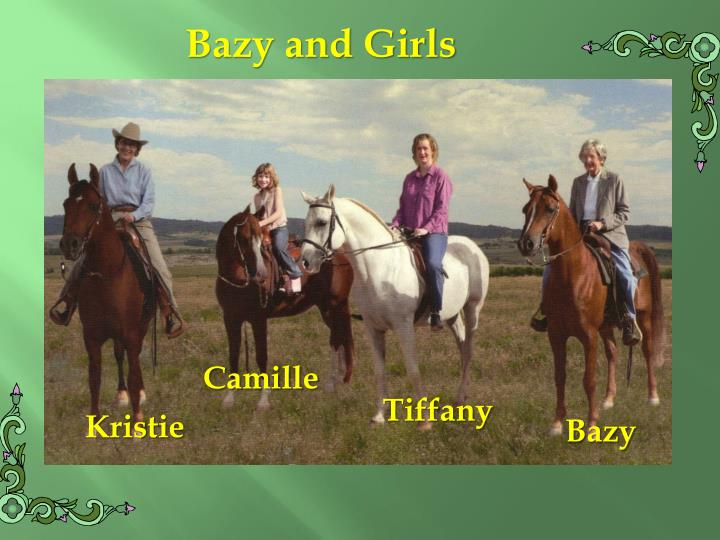 Bazy and Girls