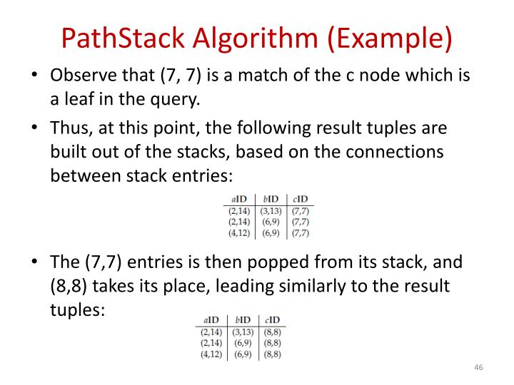 PathStack