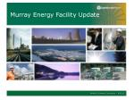 murray energy facility update