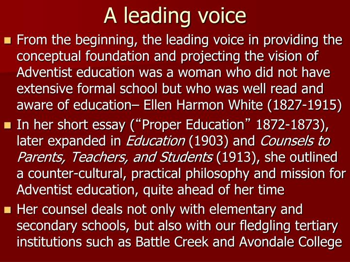 A vision of students today essay