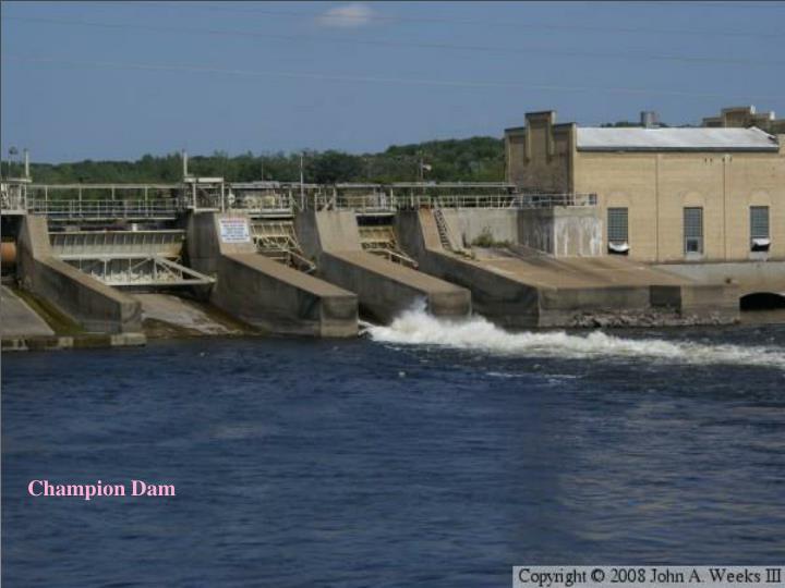 Champion Dam