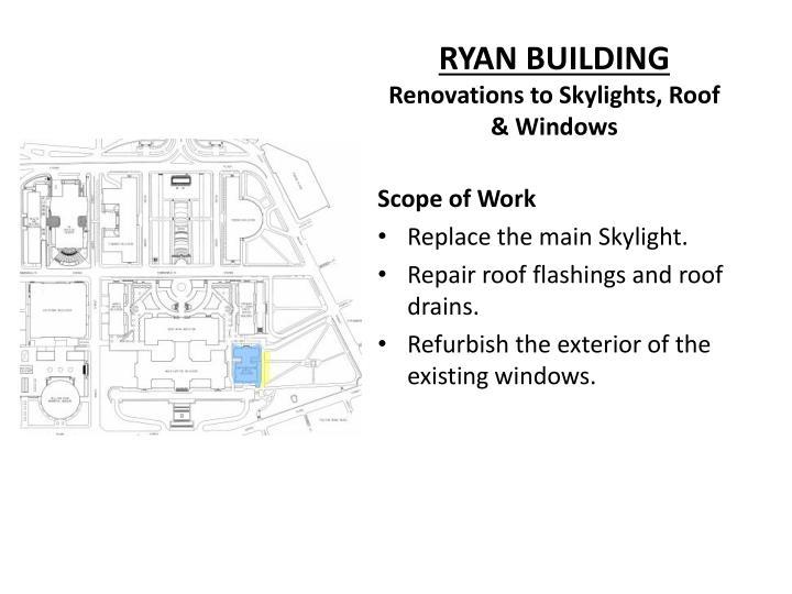 RYAN BUILDING