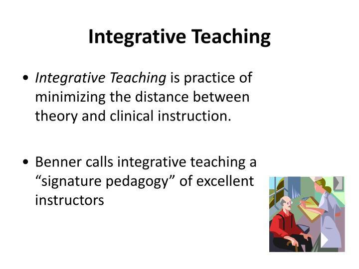 Integrative Teaching