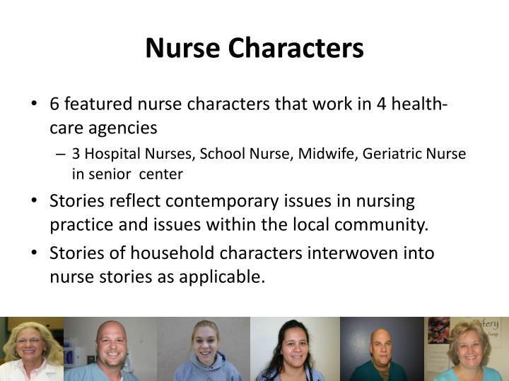 Nurse Characters