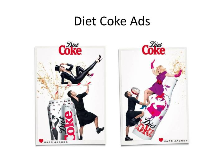 Diet Coke Ads