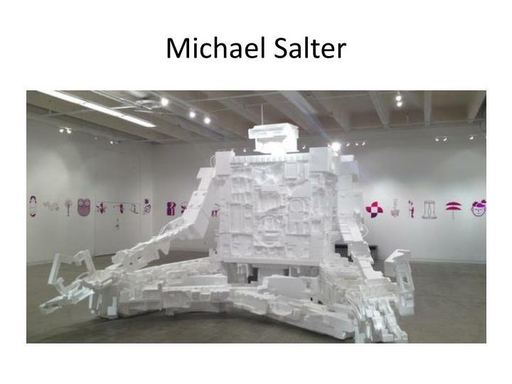 Michael Salter