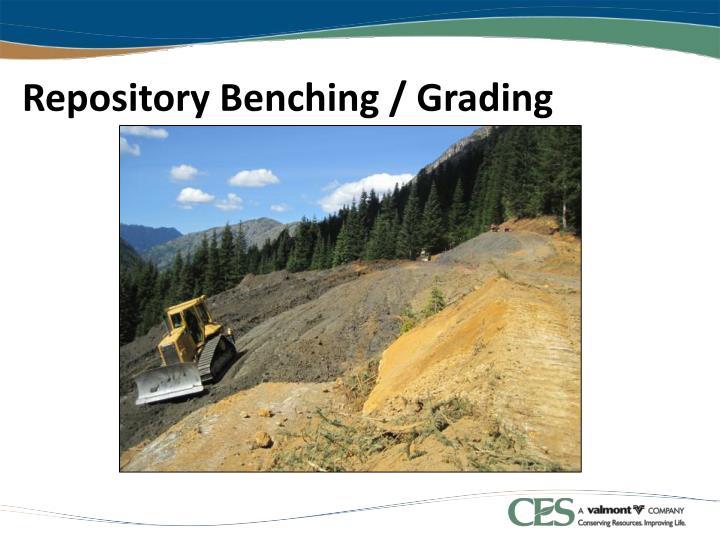 Repository Benching / Grading