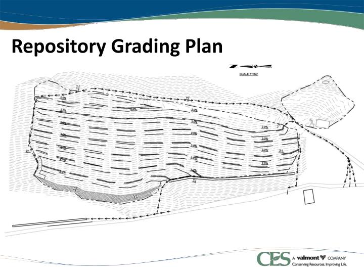 Repository Grading Plan