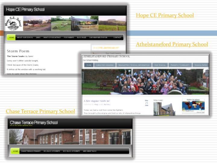Hope CE Primary School