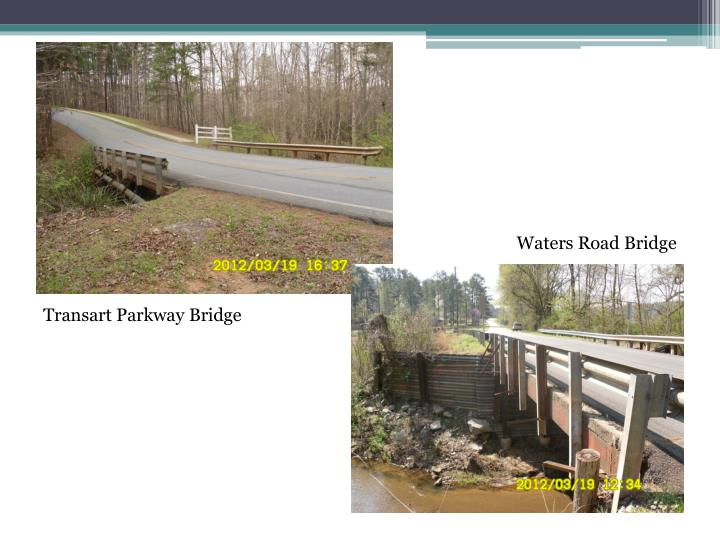 Waters Road Bridge
