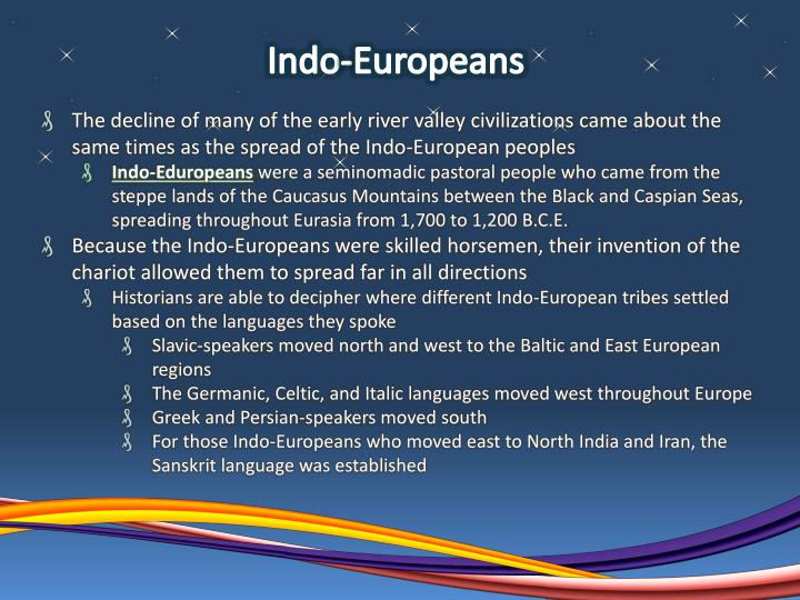 Indo-Europeans
