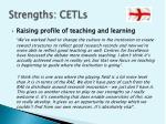 strengths cetls1