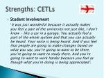 strengths cetls6