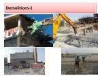 demolitions 1