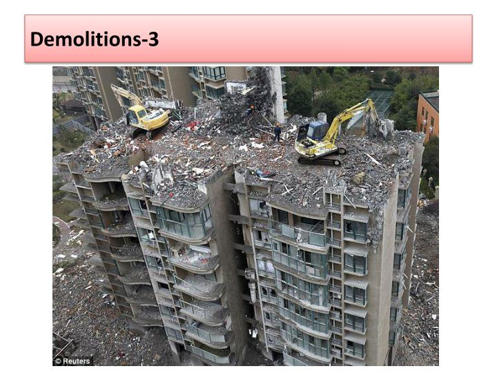 Demolitions-3