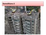 demolitions 3