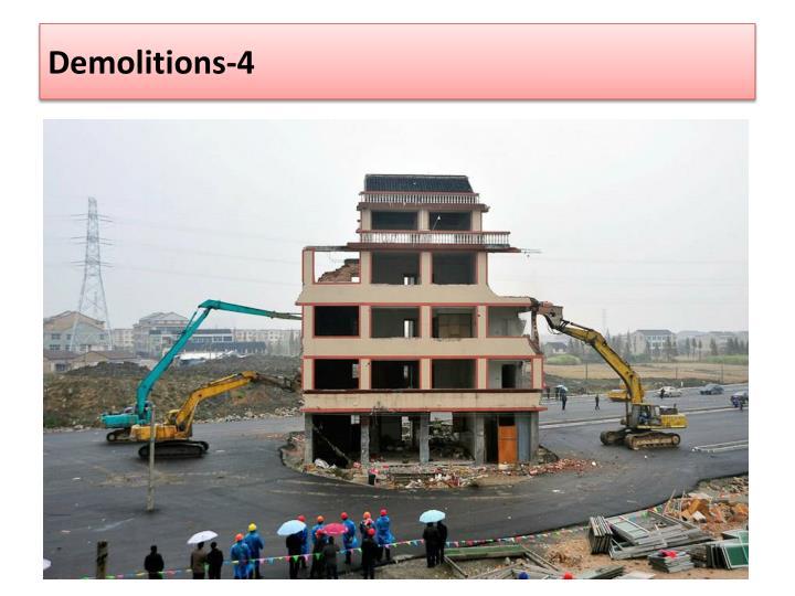 Demolitions-4
