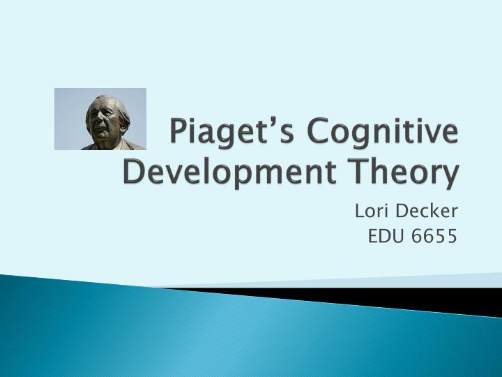 a discussion of the ideas of piagets theory of cognitive development A key concepts the social development theory includes three major concepts these are comprised of the role of social interaction in cognitive development, the more knowledgeable other and the zone of proximal development.