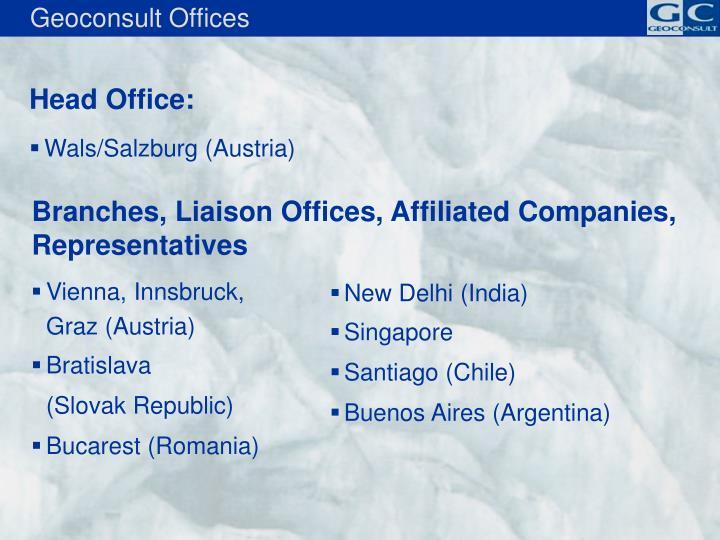 Geoconsult Offices