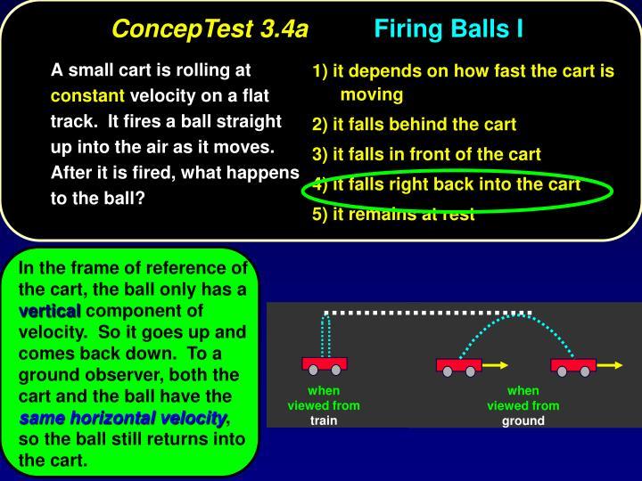 ConcepTest 3.4a