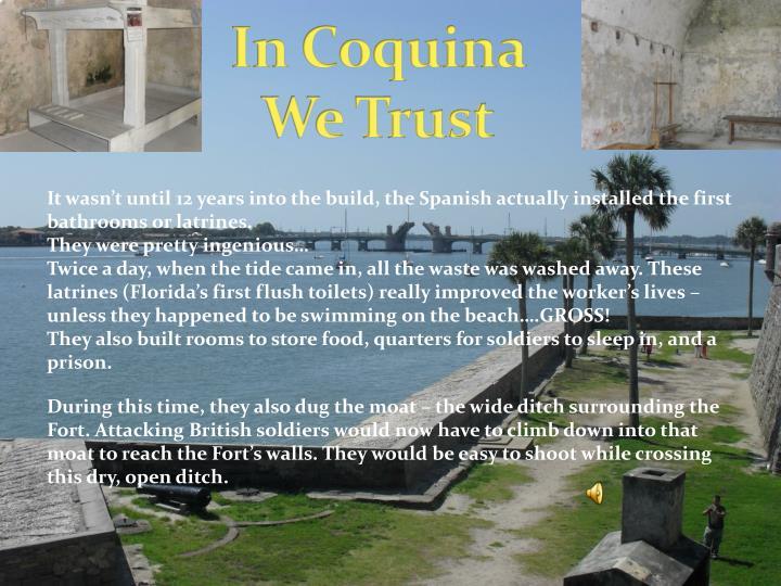 In Coquina