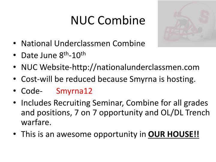 NUC Combine