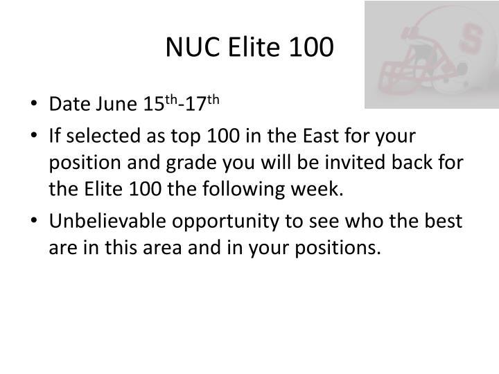 NUC Elite 100